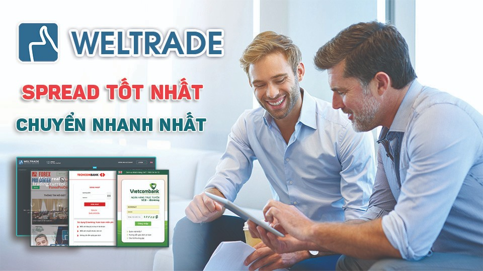 WELTRADE.COM BROKER #1